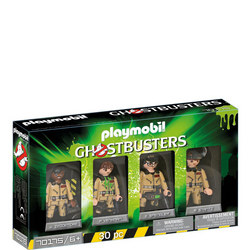 Ghostbusters Figures Set