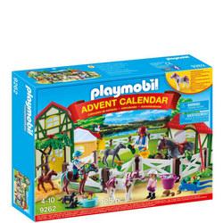Advent Calendar Horse Farm