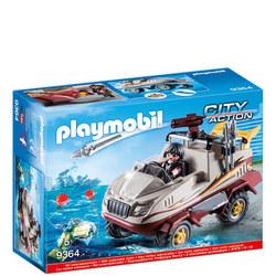 City Action Amphibious Truck]