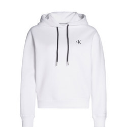 Embroidered CK Logo Hoody