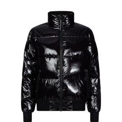 Gloss Finish Puffer Jacket