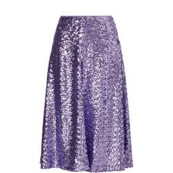Henny Sequin Skirt