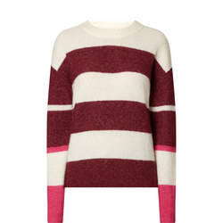 Anour Colour Block Sweater