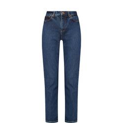 Adelina Straight Jeans