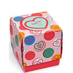 Three-Pack Valentine's Day Sock Box