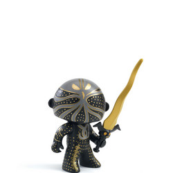 Octochic Pirate Arty Toy Figure