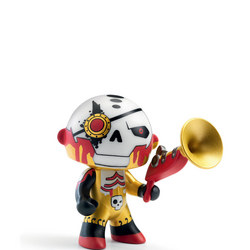 Osfer Pirate Arty Toy Figure