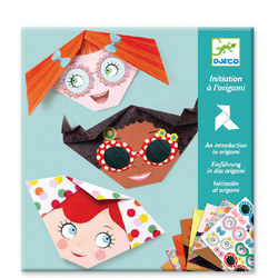 Pretty Faces Introduction To Origami
