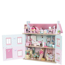 Sophie's Wooden Doll House