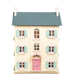 Wooden Cherry Tree Hall Doll House