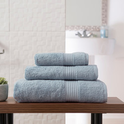 Poloma Towel Sky