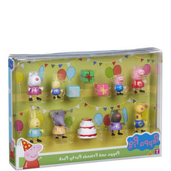 Peppa And Friends Party Pack