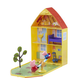 Peppa's House And Garden