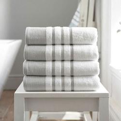 Parma Towel Silver