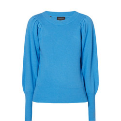 Tine Blouson Sleeve Sweater