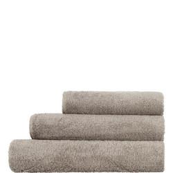 Vegan Life Towel Pebblestone