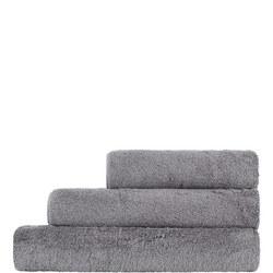 Vegan Life Towel Grey