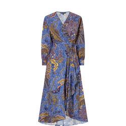 Renaude Wrap Dress