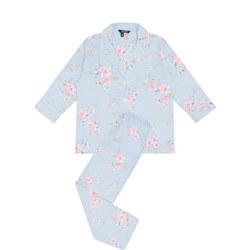 Santeen Gingham Pyjamas
