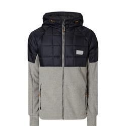Polar Fleece Hybrid Jacket
