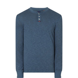 Legacy Long Sleeved Henley Top