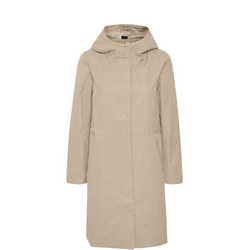 Afie Longline Rain Jacket