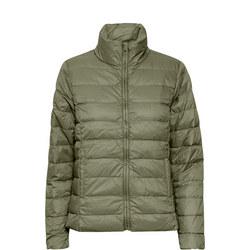 Funnel Neck Padded Jacket