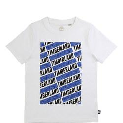 Boys Logo Print T-Shirt