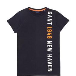 Boys Side Logo T-Shirt