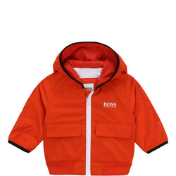Babies Flap Pocket Rain Jacket