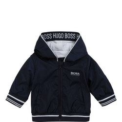 Babies Tipped Cuff Jacket