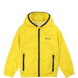 Boys Packable Rain Jacket