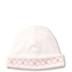 Smocked Bow Hat