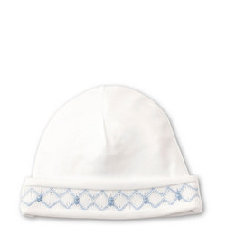 Smocked Anchor Hat