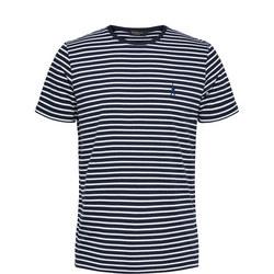 State Striped T-Shirt