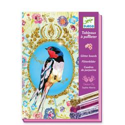 Glitter Boards Glittering Birds