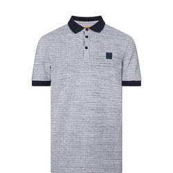 Marled Polo Shirt