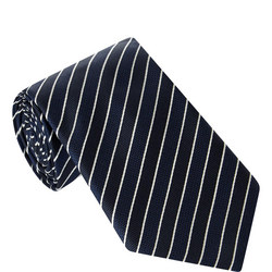Diagonal Contrast Tie