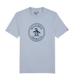 Printed Stamp Logo T-Shirt