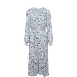 Rebecca Printed Maxi Dress