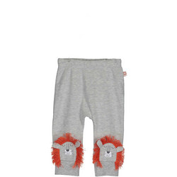 Babies Lion Tufted Trackpants