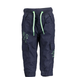 Babies Dino By The Beach Combat Trousers