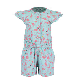 Babies Flamingo Jumpsuit
