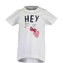 Babies Cherry Love T-Shirt