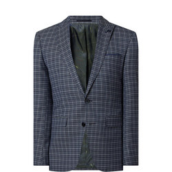 Lovati Check Suit Jacket