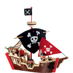 Arty Toy Ze Pirate
