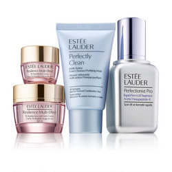 Smooth + Glow For Refined, Radiant-Looking Skin Gift Set