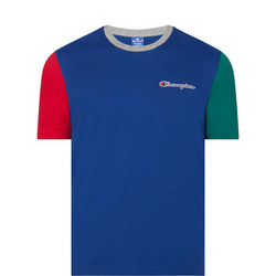 Colourblock Crew T-Shirt