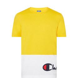 Cut & Sew Crew T-Shirt