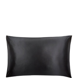 The Ultimate Collection Silk Standard Pillowcase Steel